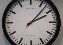 Uhr | Therapie | Behandlung | Sitzung - Logopädie